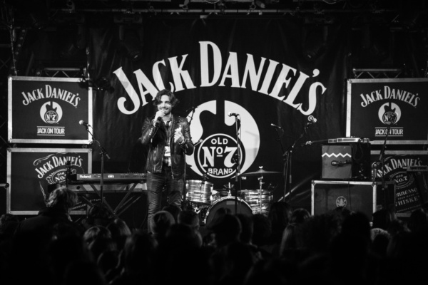 Jack on tour 2015