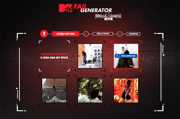MTV Fail Generator